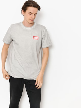 Tričko Koka Mini Boxlogo Prew (light grey)