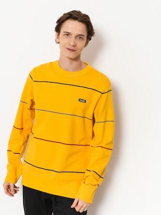 Mikina Nike SB Sb Everett (yellow ochre/obsidian)