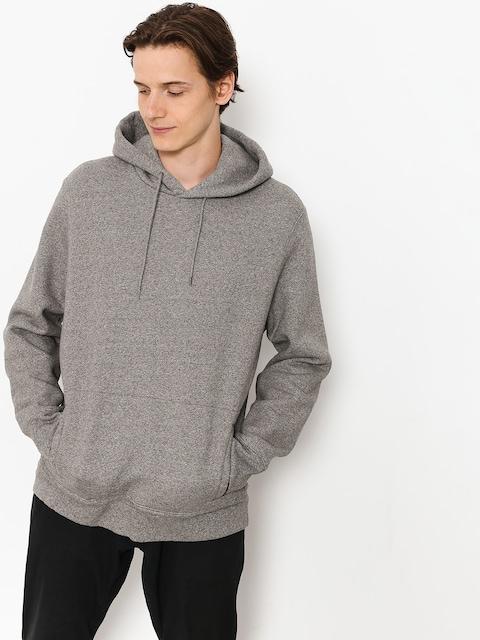 Mikina s kapucňou Levi's Pullove HD (heather grey)