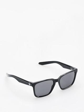 Slnečné okuliare Dragon Baile (shiny black/smoke)