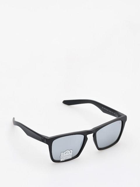 Slnečné okuliare Dragon Drac (matte black h20/silver ion performance polar)
