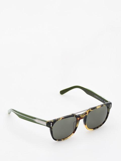 Slnečné okuliare Dragon Mix (tokyo tortoise/green)