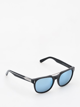 Slnečné okuliare Dragon Mix (matte black/blue)