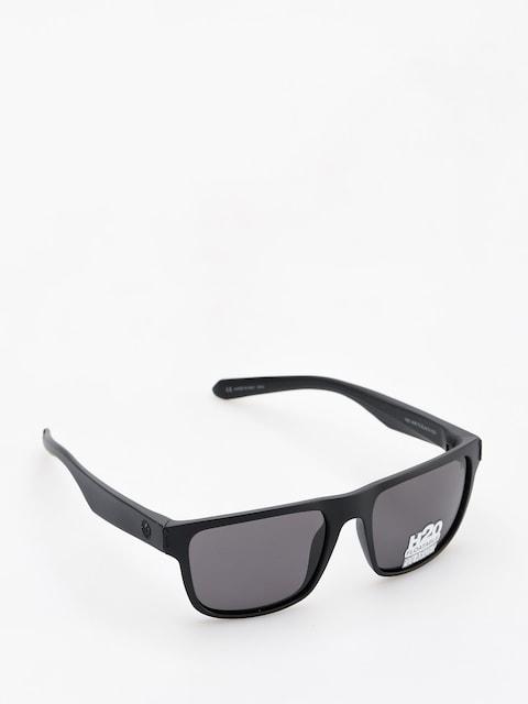 Slnečné okuliare Dragon Inflector (matte black h20/smoke performance polar)