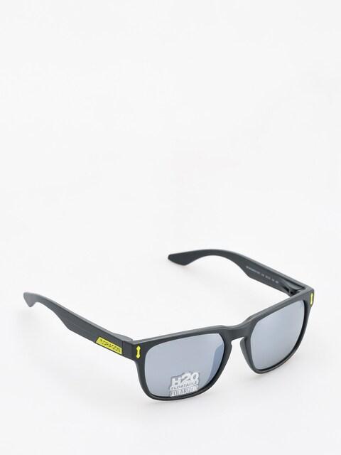 Slnečné okuliare Dragon Monarch (matte magnet grey h20/smoke performance polar)