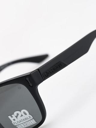 Slnečné okuliare Dragon Monarch (matte black h20/smoke performance polar)