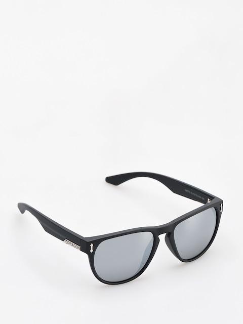 Slnečné okuliare Dragon Marquis (matte black/silver ion)