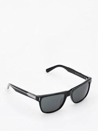 Slneu010dnu00e9 okuliare Dragon Brake (shiny black/smoke)