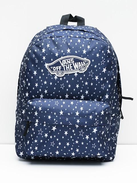 Batoh Vans Realm Wmn (medieval blue star)