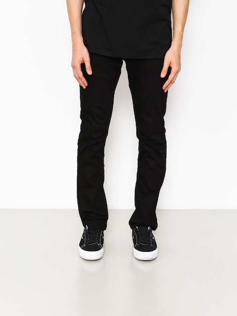 Nohavice DC Worker Straight (black rinse)