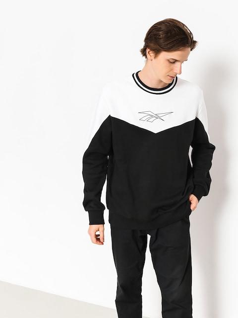 Mikina Reebok Classics Vector Crew (black/white)