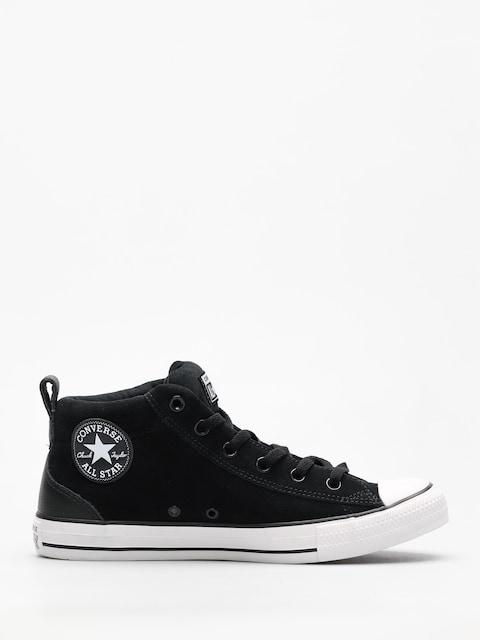 Tenisky Converse Chuck Taylor All Star Street Ox (black/black/white)