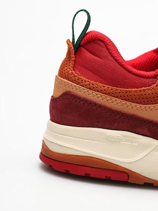 Topánky DC E Tribeka Se (burgundy/tan)
