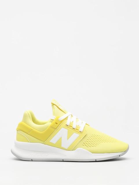 Topánky New Balance 247 Wmn (lemonade)