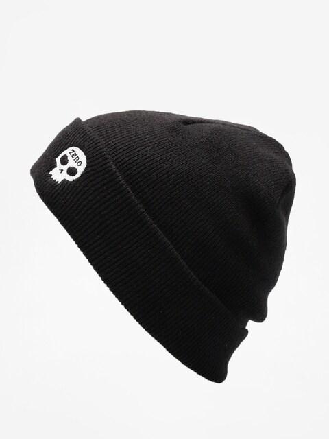 Čiapka Zero Skull Beanie (black)