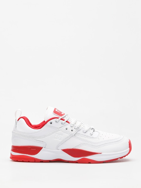 Topánky DC E Tribeka S Js (white/red)
