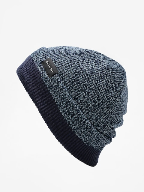 Čiapka Quiksilver Performed Color Block 2 Beanie (medieval blue)