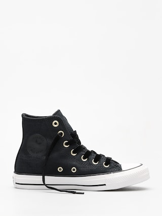 Tenisky Converse Chuck Taylor All Star Hi (black/black/white)