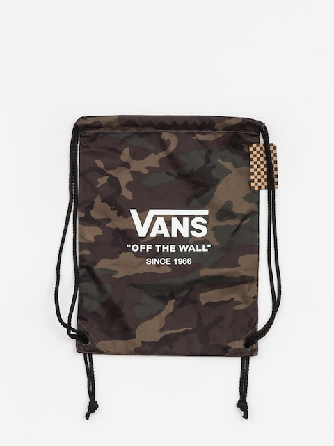 Batoh Vans League Bench Bag (camo/white)
