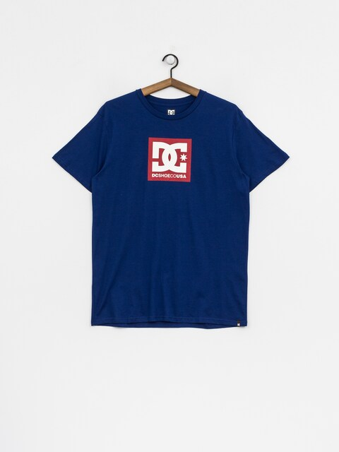 Tričko DC Square Star (sodalite blue)