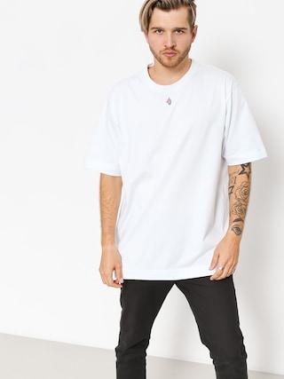 Tričko Stoprocent Middle (white)