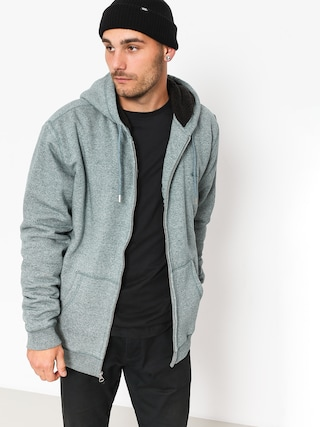 Mikina s kapucňou Quiksilver Everyday Sherpa HD (tapestry heather)