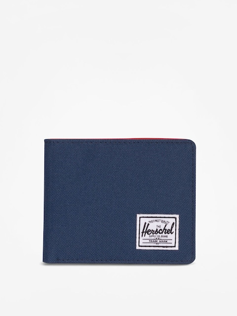Peňaženka Herschel Supply Co. Roy Rfid (navy/red)