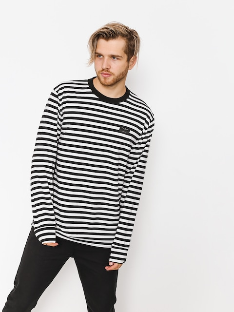 Triko The Hive Stripes 2 (black/white)