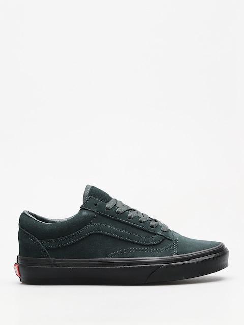 Topánky Vans Old Skool (darkest spruce/black)