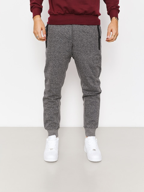 Nohavice Quiksilver Yattemi Pant Drs (medium grey heather)