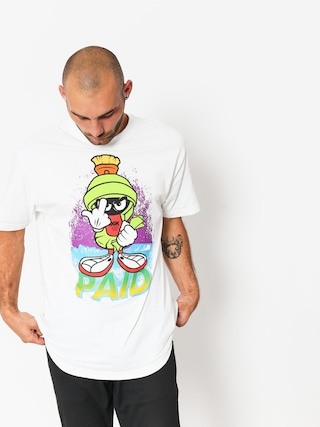 Tričko DGK Paid (white)