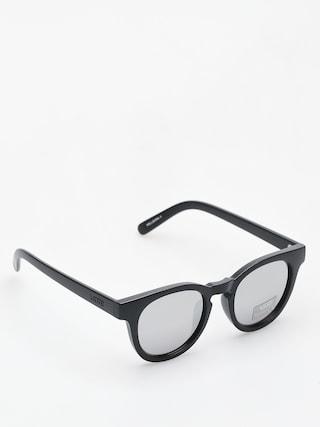 Slnečné okuliare Vans Wellborn II Shades (matte black/silver mirror)
