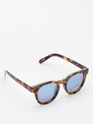 Slnečné okuliare Vans Wellborn II Shades (cheetah tortoise/royal blue mirror)