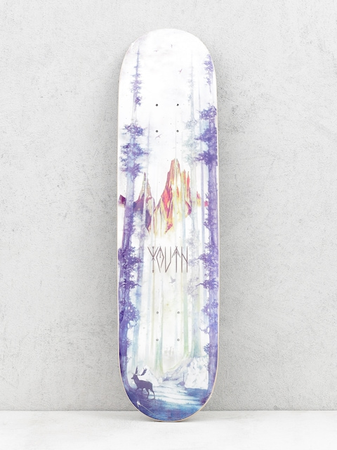 Doska Youth Skateboards Forrest (blue)
