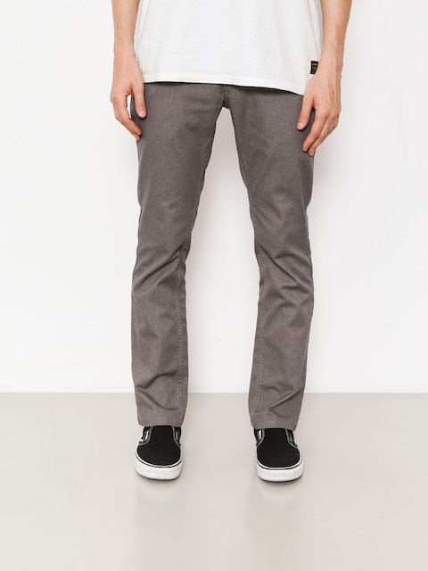 Nohavice Brixton Reserve Chino (heather grey)