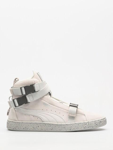 Topánky Puma x XO Suede Classic (glacier gray-glacier gray)