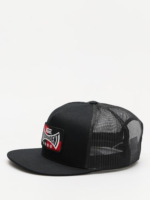 Šiltovka Vans X Independent Snapback ZD (black)