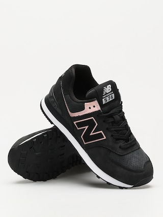 Topánky New Balance 574 Wmn (black)