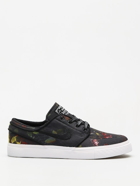 Topánky Nike SB Zoom Sb Stefan Janoski Canvas (multi color/black white gum light brown)