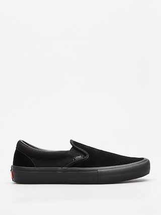 Topu00e1nky Vans Slip On Pro (blackout)
