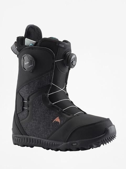 Obuv na snowboard Burton Felix Boa Wmn (black)