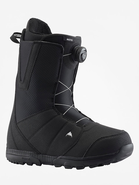 Obuv na snowboard Burton Moto Boa (black)