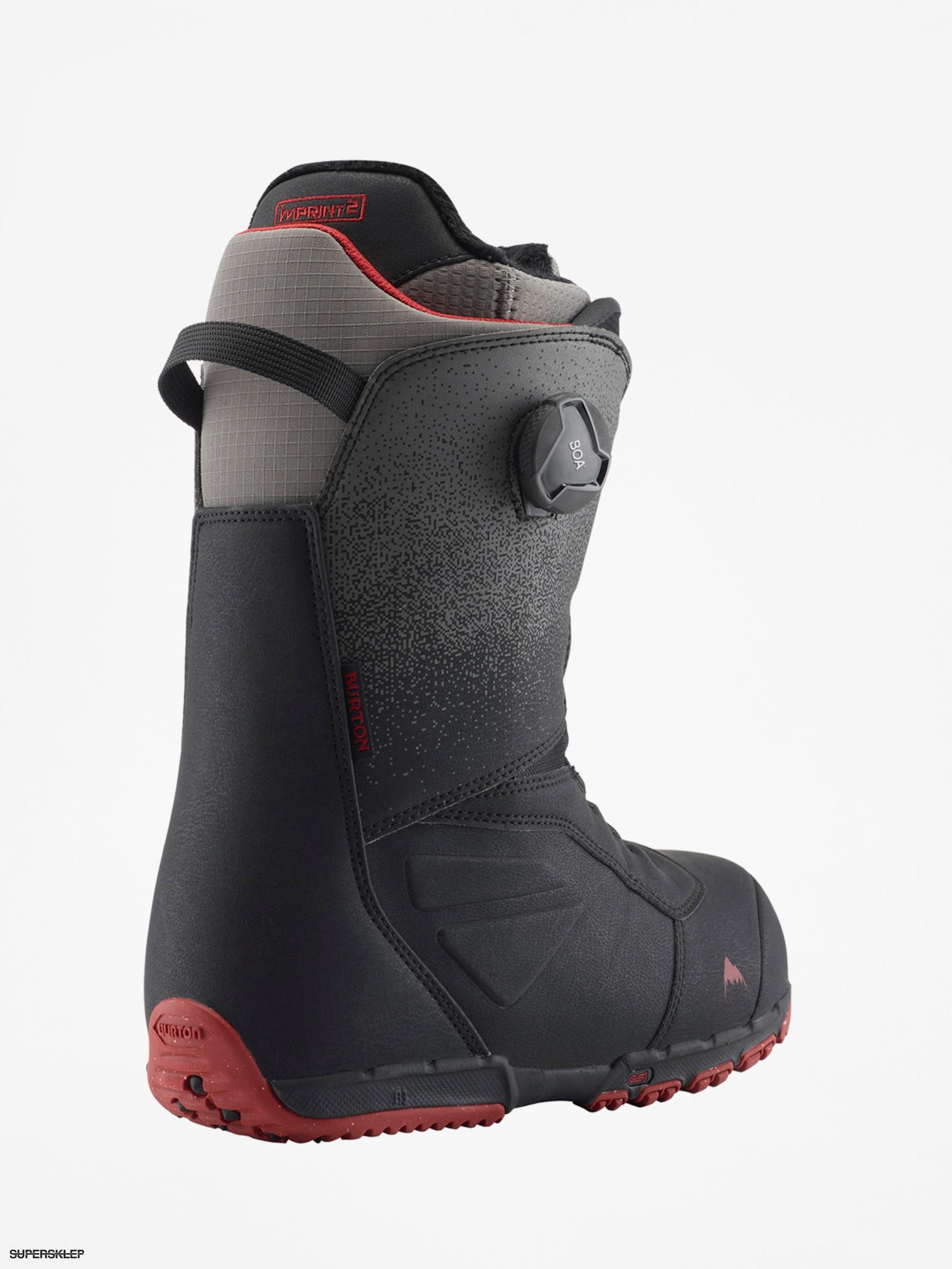 e7c6095d827 Obuv na snowboard Burton Ruler Boa (black fade)