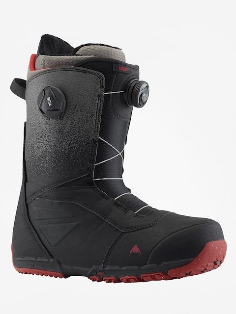 Obuv na snowboard Burton Ruler Boa (black fade)