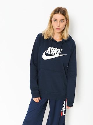 Mikina Nike Sportswear Rally Wmn (obsidian/obsidian/white)