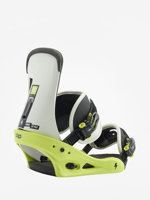 Snowboardové viazanie Burton Freestyle (mtn dude green)
