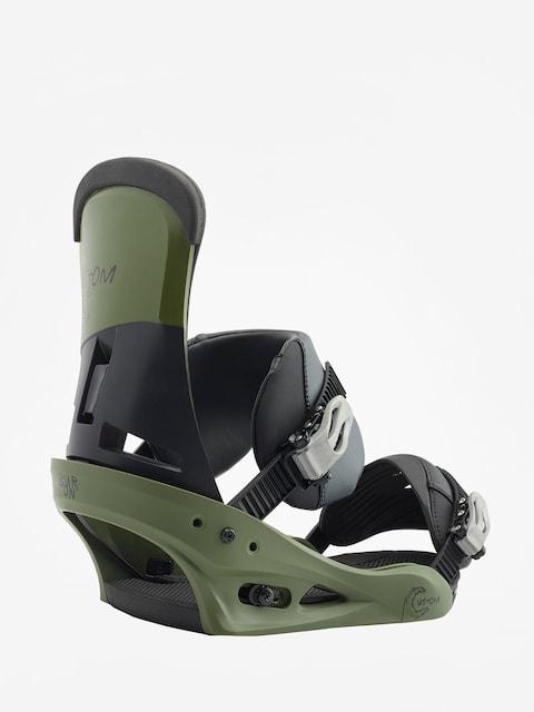 Snowboardové viazanie Burton Custom (true grit)