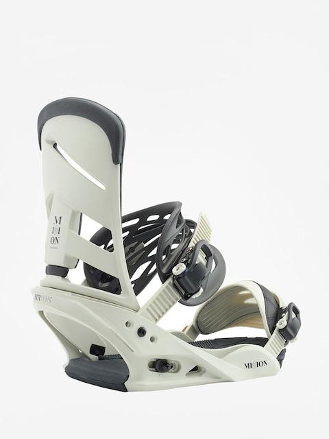 Snowboardové viazanie Burton Mission (bone)