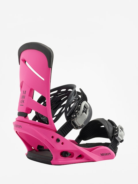 Snowboardové viazanie Burton Mission (pink)