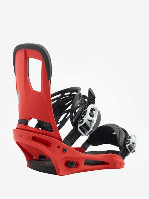 Snowboardové viazanie Burton Cartel (red)